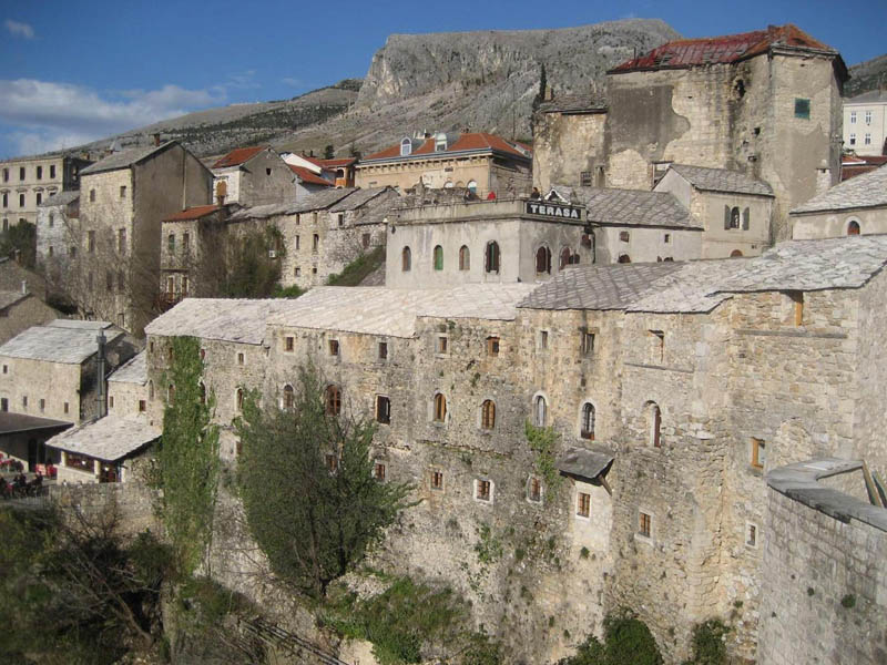 old town mostar